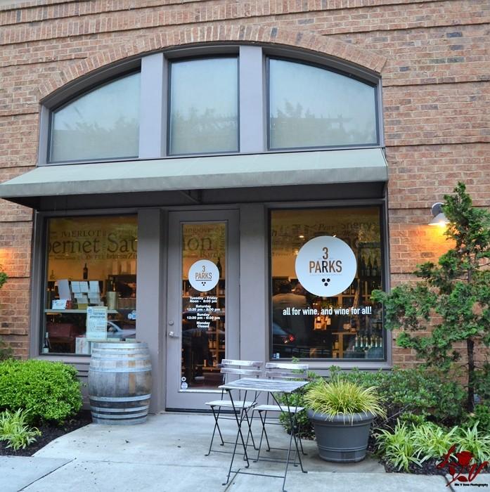 Wine Mixer @ 3 Parks Wine Shop